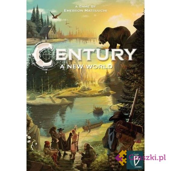 Century: Nowy Świat PL | Cube